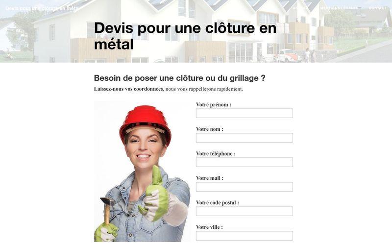 Pourquoi opter pour une clôture en métal ?
